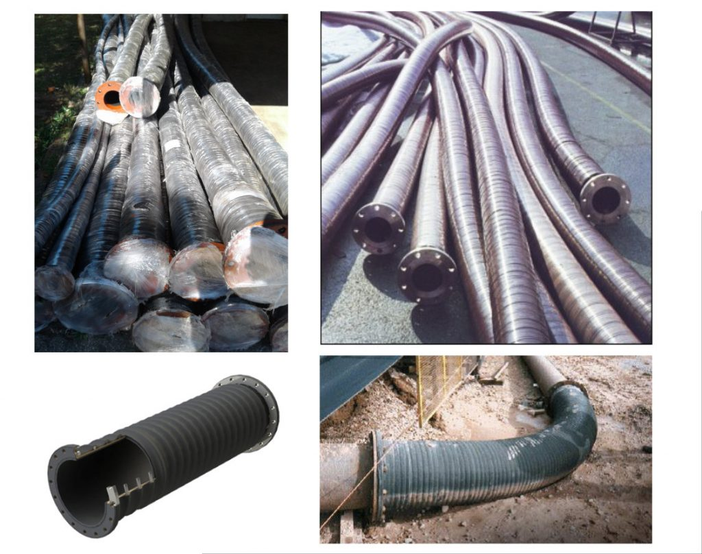 Armoured Suction and Delivery Hoses.