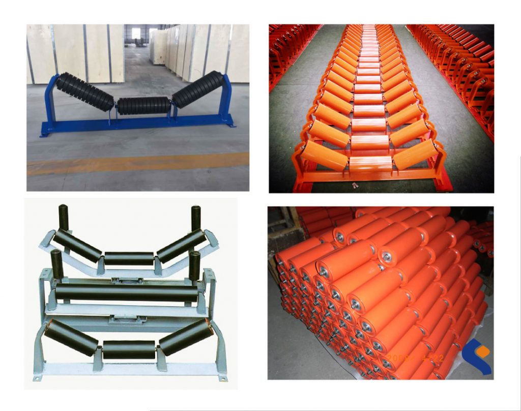 Conveyor Rollers and Frames